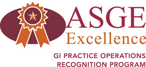 ASGE Excellence Logo